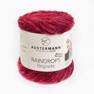 Austermann Raindrops Degradé von Austermann®, Rot