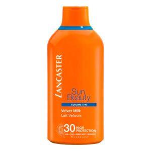 Lancaster Sun Beauty Velvet Milk SPF 30, 400 ml