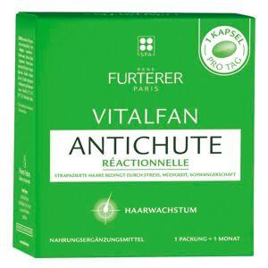 René Furterer Vitalfan Antichute Réactionelle - temporärer Haarausfall Nahrungsergänzungsmittel 30 Stück