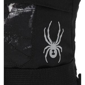 Spyder OVERWEB Winter Jungen Ski Handschuhe frozen Schwarz L