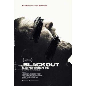 The Poster Corp Blackout-Experimente-Filmplakat (27 x 40) 27.00 x 40.00