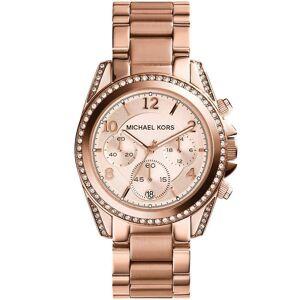 Michael Kors Damen Blair Chronograph Watch MK5263