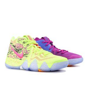 Nike Kyrie 4 (Gs) 'Multicolor' - Aa2897-900 - Schuhe 6 UK