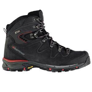 Karrimor Herren Cheetah Vibram Ankle Boots Outdoor Wandern Trekking Wandern Holzkohle UK 7