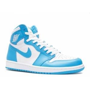 Air Jordan 1 Retro High Og 'Unc' - 555088 - 117 - Schuhe 8 UK