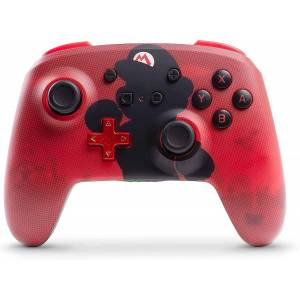 PowerA Enhanced Wireless Switch Controller - Mario