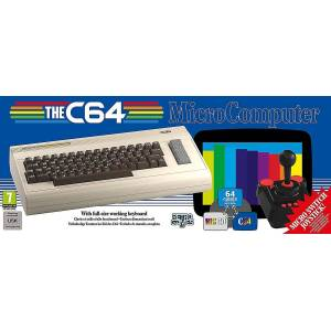 Koch Distribution Die C64 Maxi Konsole