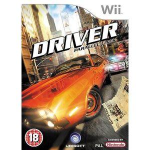 UbiSoft Driver Parallel Lines Nintendo Wii-Spiel