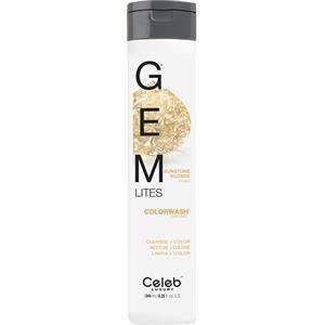 Celeb Luxury Haarpflege Gem Lites Colorwash Sunstone Colorwash 244 ml