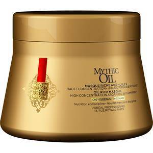L'Oreal Professionnel Haarpflege Mythic Oil Maske für kräftiges Haar 200 ml
