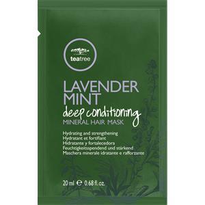 Mitchell Paul Mitchell Haarpflege Tea Tree Lavender Mint Deep Conditioning Mineral Hair Mask 6 x 20 ml
