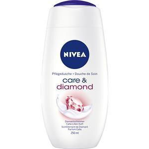 Nivea Körperpflege Duschpflege Care & Diamond Pflegedusche 250 ml