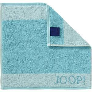 JOOP! Handtücher Breeze Doubleface Seiflappen Sea 30 x 30 cm 1 Stk.