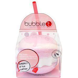 Bubble T Körperpflege Badezusatz Summer Fruits Tea Big Bath Macaroon 180 g