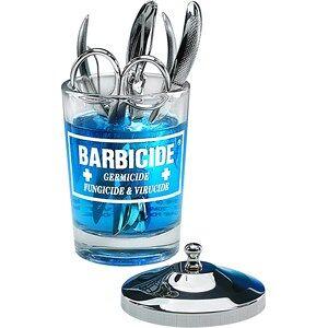 King Research Reinigungszubehör Desinfektionsmittel Barbicide Desinfektionsglas Ohne Werkzeuge und Desinfektionsmittel 1100 ml