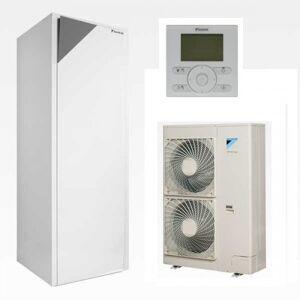 Daikin Wärmepumpe Altherma Luft-Wasser ERLQ016CV1 + EHVX16S26CB9W 16.0 kW 400V