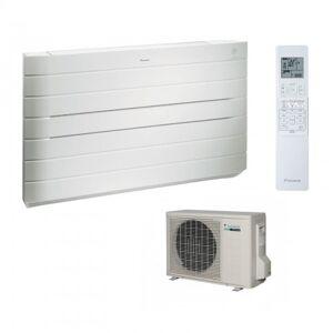 Daikin Klimaanlagen Mono Split R410A 9000 BTU FVXG25K+RXG25L weiß 2,5 KW serie Fußbodenheizung Nexura inverter Wärmepumpe