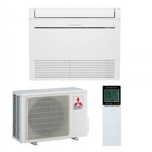 Mitsubishi Electric Klimaanlagen Mono Split R410A 12000 BTU Serie MFZ-KJ35VE+MUFZ-KJ35VE weiss 3,5 KW inverter Wärmepumpe
