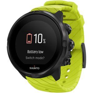 Suunto 9 GPS Multisportuhr - One Size Lime   Sportuhren