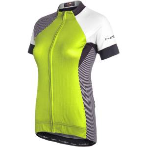 Funkier Mararo Pro Rider Radtrikot Frauen (kurzarm) - XS Neon Yellow