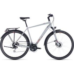 Cube Touring Pro Fahrrad (2020) - 54cm Grey - Orange   Tourenräder