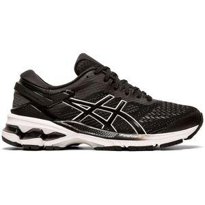Asics Gel Kayano 26 Schuhe Frauen - UK 4.5 BLACK/WHITE   Laufschuhe