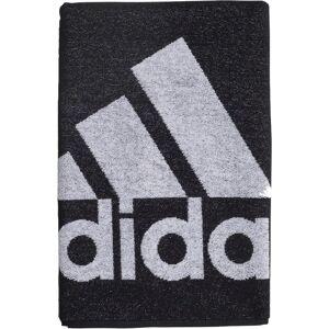 Adidas Handtuch - S Schwarz/Weiß   Handtücher
