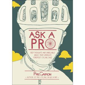 Cordee Ask a Pro Deep Thoughts and Unreliable Advice Buch (auf Englisch)