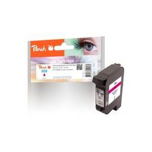 Peach Druckkopf magenta kompatibel zu HP No. 50 m, 51650ME