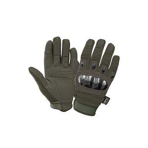 MFH - Max Fuchs Tactical Handschuhe Mission oliv, Größe M/8