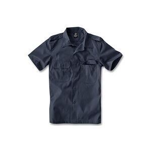 Brandit Textil Brandit US Hemd kurzarm navy, Größe 4XL