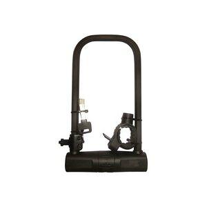 Security Plus BS85 Bügelschloss Schwarz Schlüsselschloss