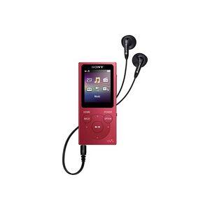 Sony Walkman® NW-E394R MP3-Player, MP4-Player 8GB Rot