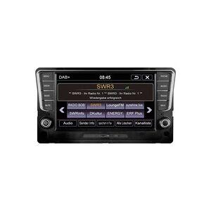 ESX VN810-VW-G7-DAB Navigationsgerät, Festeinbau Anschluss für Lenkradfernbedienung