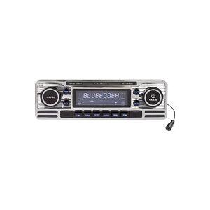 Caliber Audio Technology RMD-120BT Autoradio Retro Design, Bluetooth®-Freisprecheinrichtung
