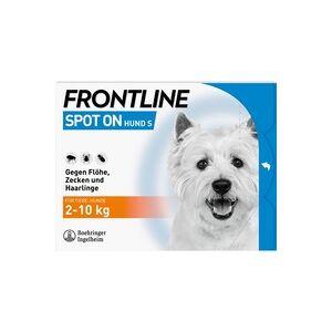 Boehringer Ingelheim FRONTLINE Spot on H 10 Lösung f.Hunde 6 St.