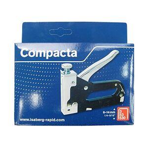 polstereibedarf-online Handtacker Heftpistole Tacker Rapid Compacta 530 6-14