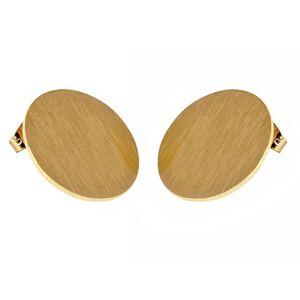 astrid&agnes-Linn Earrings, Gold