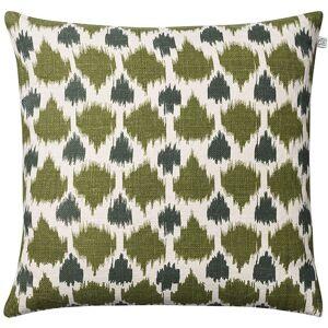 Chhatwal & Jonsson -Assam Cushion Cover 50x50 cm, Cactus Green/Green