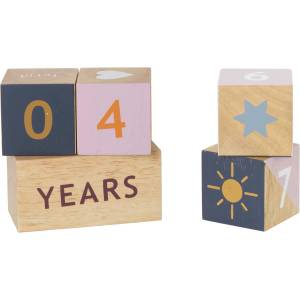 Ferm Living KIDS -Wooden Age Blocks