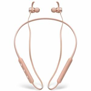 Mixx Audio MIXX Ultrafit Kabellose Halsbandkopfhörer – Rotgold