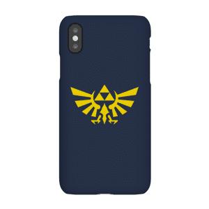 Nintendo The Legend Of Zelda Hyrule Smartphone Schutzhülle - iPhone 5/5s - Snap Hülle Glänzend