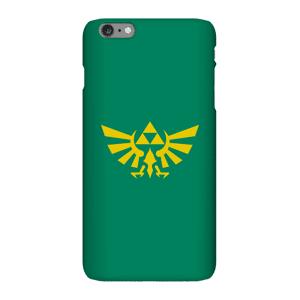 Nintendo The Legend Of Zelda Hyrule Smartphone Schutzhülle - iPhone 6 Plus - Snap Hülle Glänzend