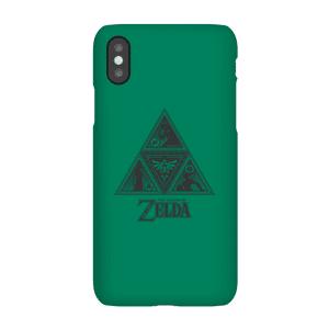 Nintendo The Legend Of Zelda Triforce Smartphone Schutzhülle - iPhone 6S - Tough Hülle Matt