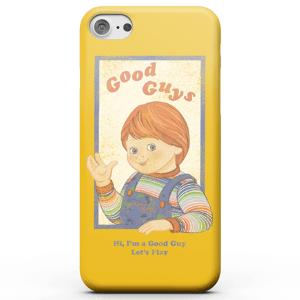 Chucky Good Guys Retro Smartphonehülle für iPhone und Android - Samsung Note 8 - Tough Hülle Glänzend