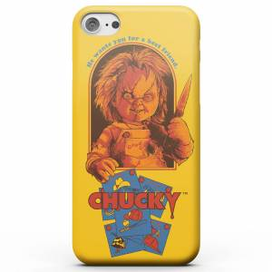 Chucky Out Of The Box Smartphonehülle für iPhone und Android - iPhone 5/5s - Tough Hülle Matt