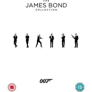 20th Century Fox The James Bond Collection 1-24