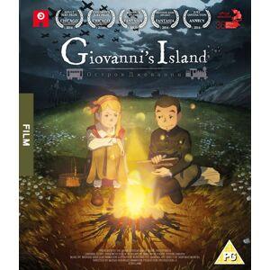 All The Anime Giovanni's Island