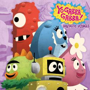 Enjoy The Toons Records Yo Gabba Gabba - Fantastic Voyages Zavvi Exklusiv Vinyl