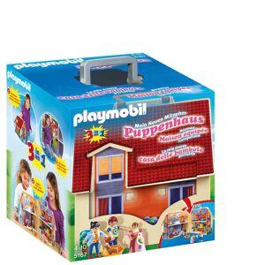 Playmobil Neues Mitnehm-Puppenhaus (5167)